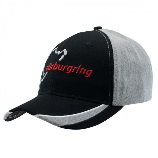 Nürburgring Cap Nordschleife black / grey