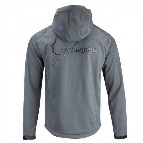 Nürburgring Softshell Jacket Nürburgring grey