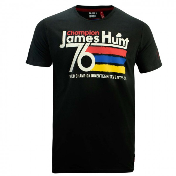 James Hunt T-Shirt Silverstone II