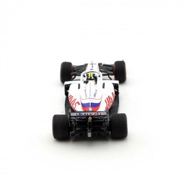 Mick Schumacher Uralkali Haas F1 Team VF-21 Formule 1 Bahrain GP 2021 Édition limitée 1/43
