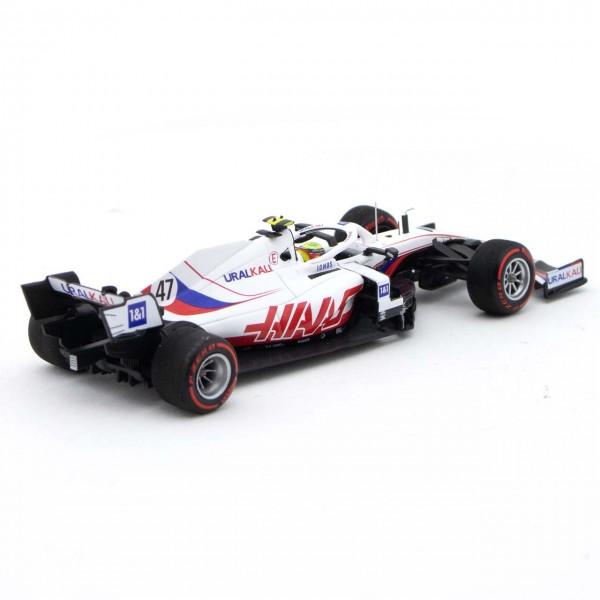 Uralkali Haas F1 Team 2021 Schumacher / Mazepin Doppel-Set Limitierte Edition 1:43