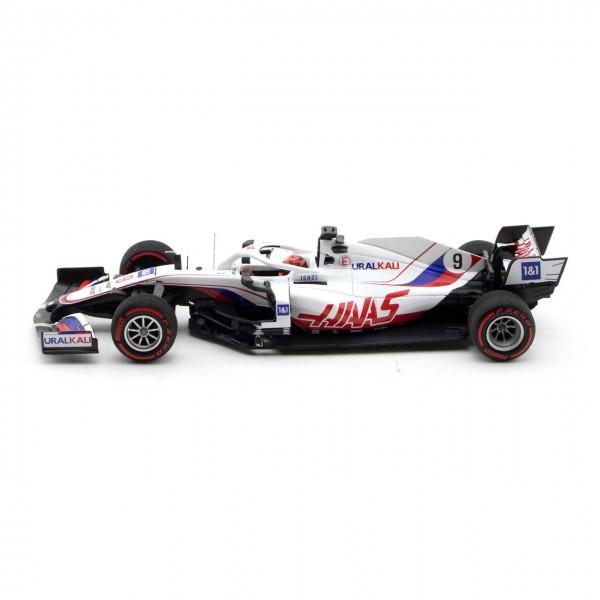 Uralkali Haas F1 Team 2021 Schumacher / Mazepin Double jeu Édition limitée 1/43