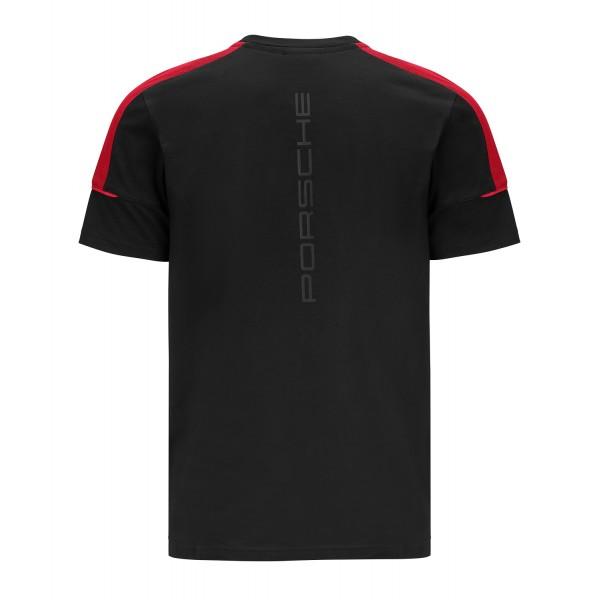 Porsche Motorsport T-Shirt black/red