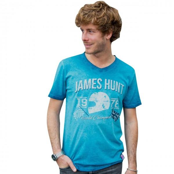 James Hunt T-Shirt Jarama