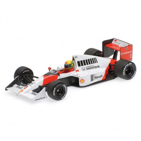 Ayrton Senna McLaren MP4/5 #1 Formule 1 1989 1/43