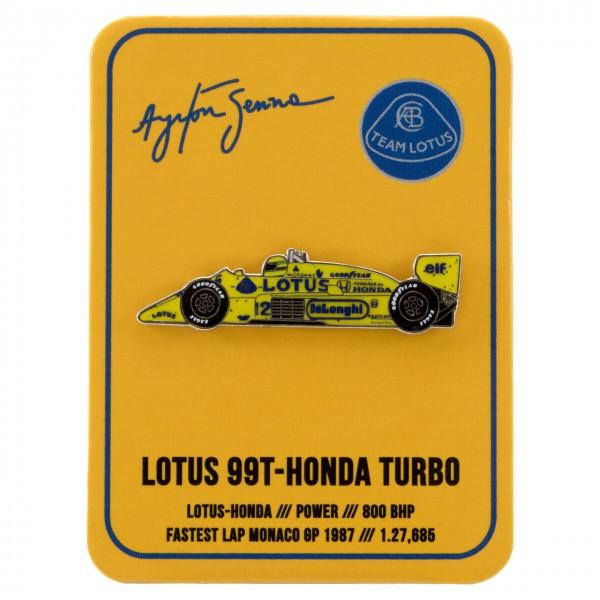 Ayrton Senna Anstecker Monaco 1st Victory 1987