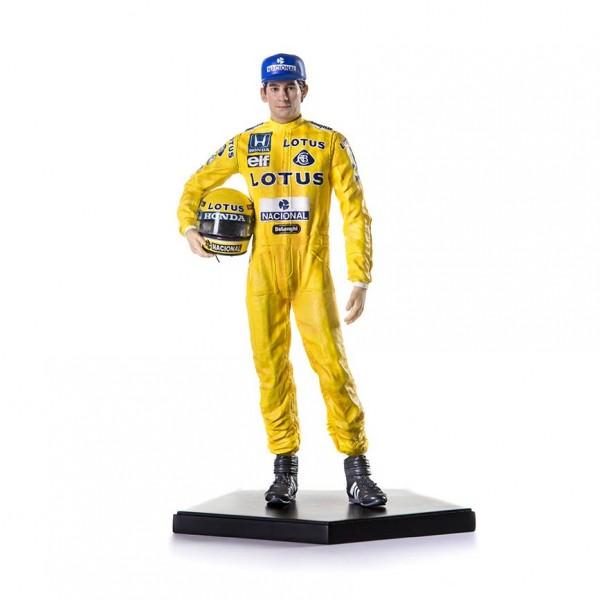 Ayrton Senna Iron Studios Monaco 1987