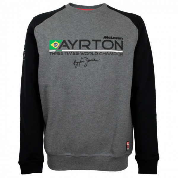 Sweatshirt Senna World Champion 1988 McLaren