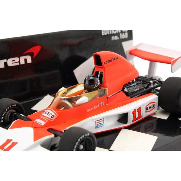 James Hunt McLaren Ford M23 Südafrika GP Formel 1 1976 1:43