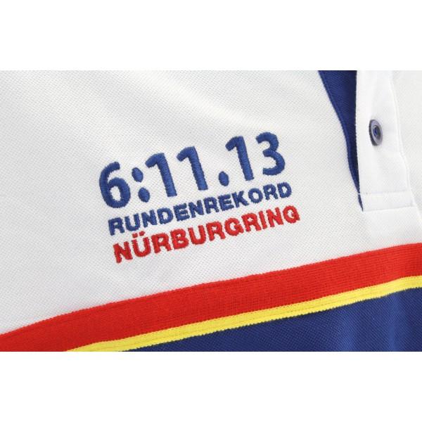 Stefan Bellof Polo Shirt Rekord Lap 61113 Min