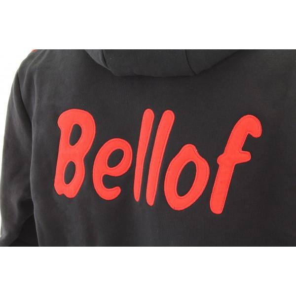 Stefan Bellof Swetat Jacke Helm Detail Bellof