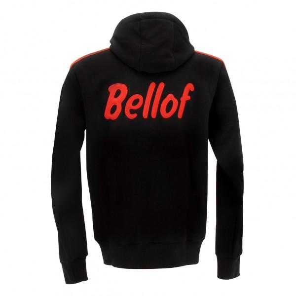 Stefan Bellof Swetat Jacke Helm Back