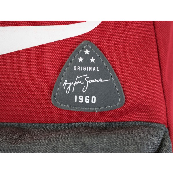 Ayrton Senna Backpack red Original 1960