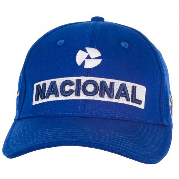 Ayrton Senna Cap Nacional Kids front