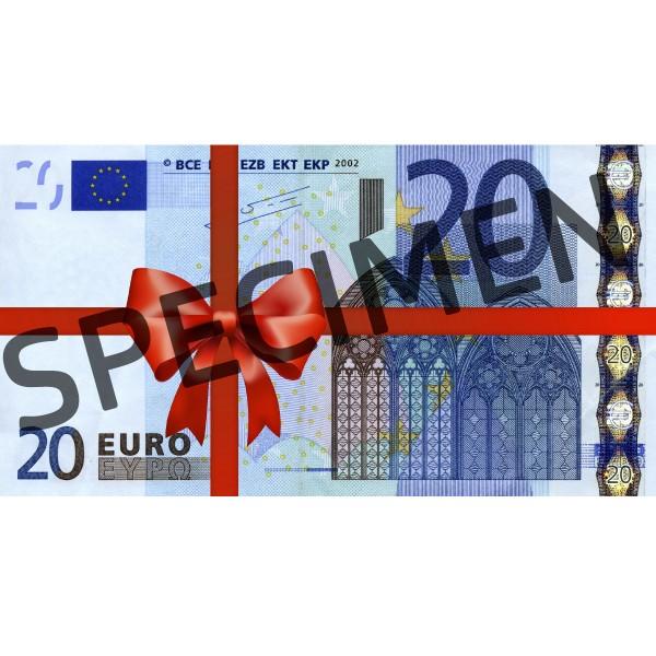 25 € voucher