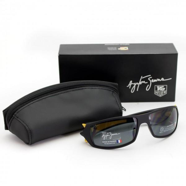 Ayrton Senna Tag Heuer Sunglasses box