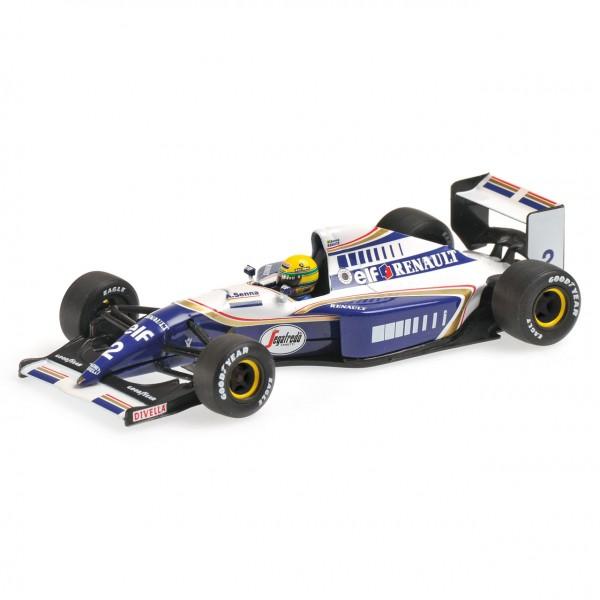 Williams Renault FW16 Ayrton Senna 1994
