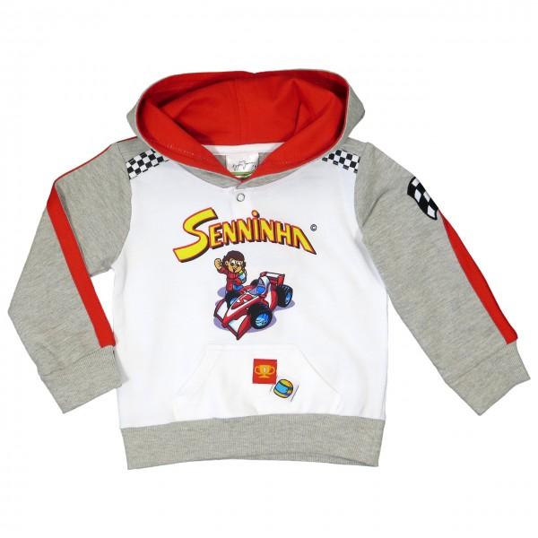 Ayrton Senna Hoody Senninha