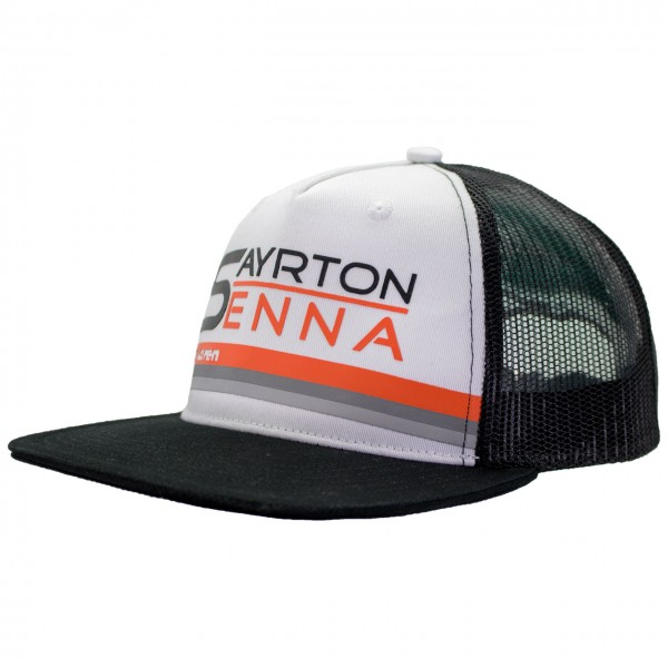 Ayrton Senna Cap World Champion 1988 McLaren