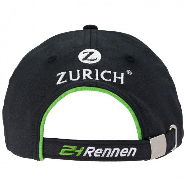 """24h-Rennen Cap 2018 """"Sponsor"""" weiß"""