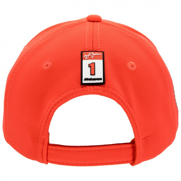 Ayrton Senna Kids Cap McLaren Three Times World Champion