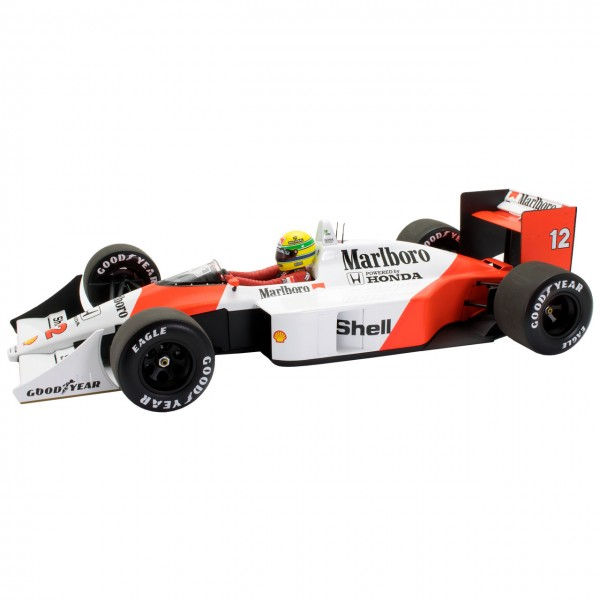 Ayrton Senna McLaren Honda MP4/4 1:12 Japan 1988