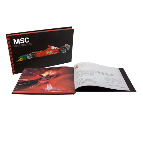 MSC Die Karriere von Michael Schumacher, erzählt anhand seiner Rennwagen (Deutsch)