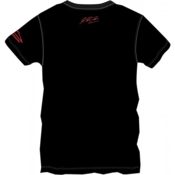 Michael Schumacher T-Shirt World Champion schwarz