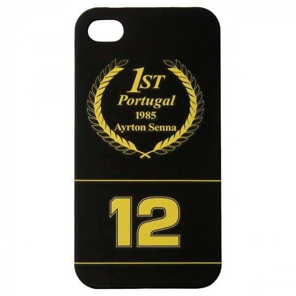 Ayrton Senna Smartphone cover 4/4S Portugal 1985