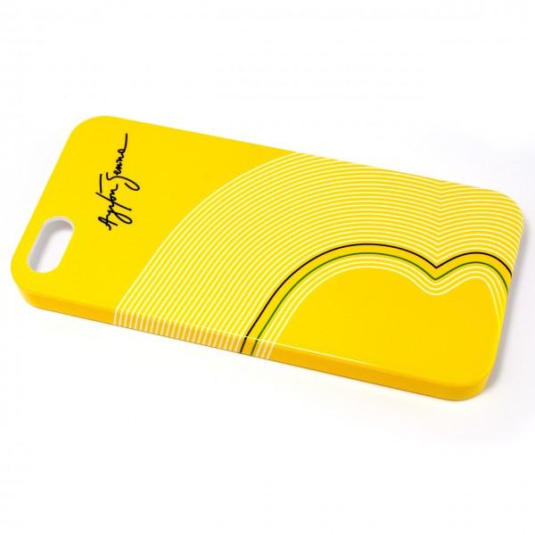 Ayrton Senna Smartphone Cover 5 5s Track Lines p