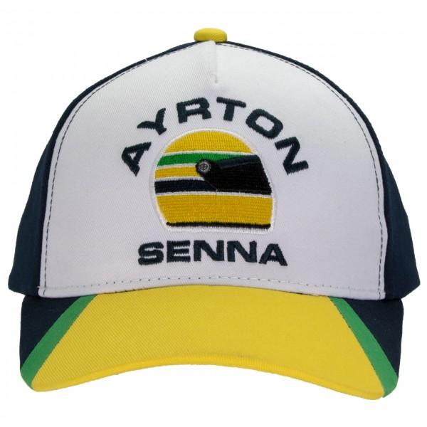 Ayrton Senna Cap Racing Kids