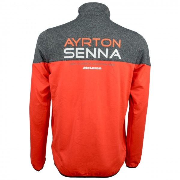 Ayrton Senna Windjacke World Champion 1988 McLaren