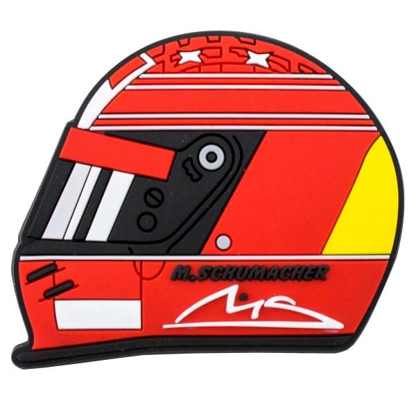 Michael Schumacher Imán de Casco del 2000