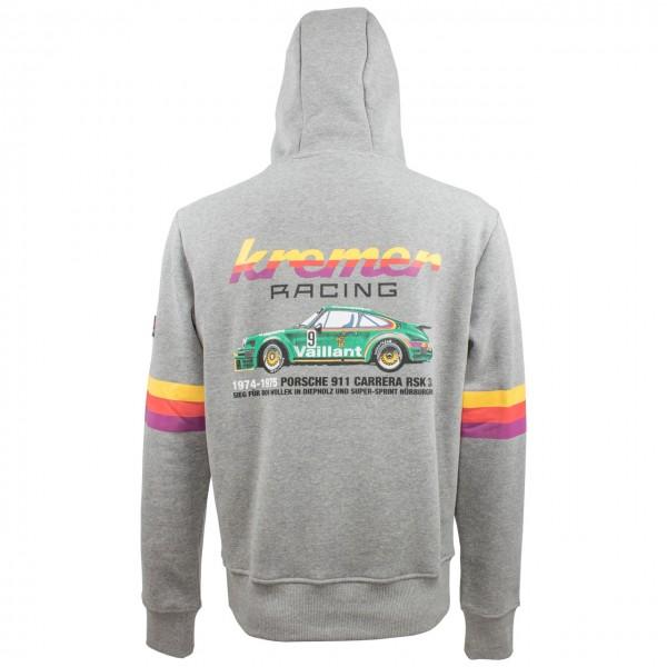 Kremer Racing Hoodie Porsche 911 Carrera No. 9 grey