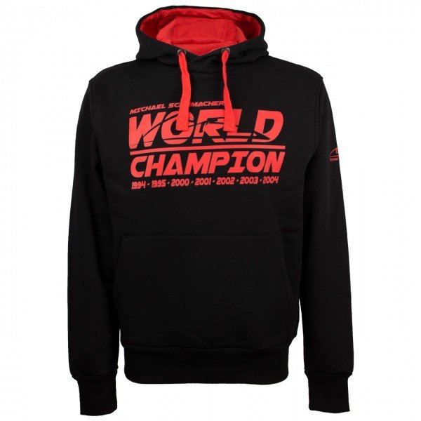 Michael Schumacher Hoody World Champion