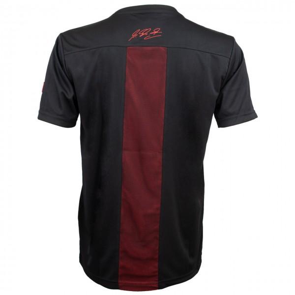 Michael Schumacher T-Shirt Fan Sport schwarz
