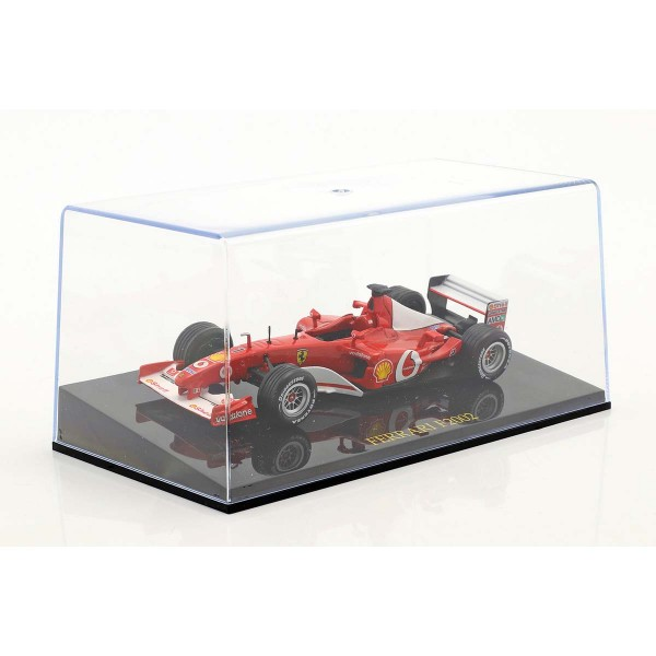Michael Schumacher Ferrari F2002 #1 world champion Formula 1 2002 1/43