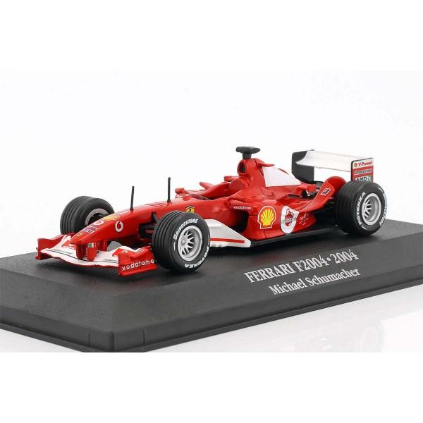 Michael Schumacher Ferrari F2004 #1 World Champion F1 2004 1/43