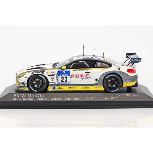 BMW M6 GT3 #23