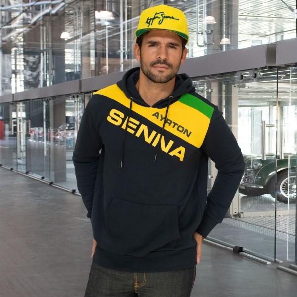 Ayrton Senna Kapuzenpulli Racing II