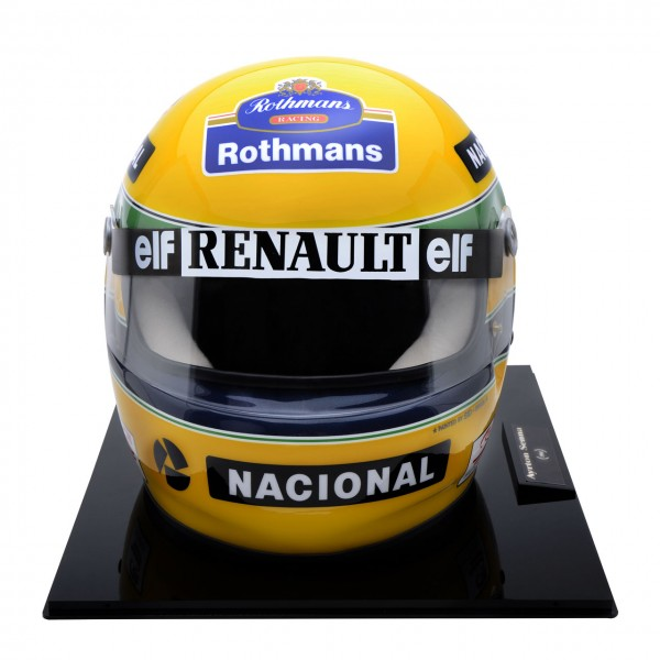 ayrton senna helm 1994 nr 156 1000 ma stab 1 1. Black Bedroom Furniture Sets. Home Design Ideas