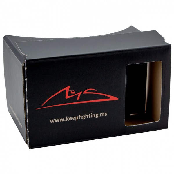 VR-Brille Keep Fighting Foundation