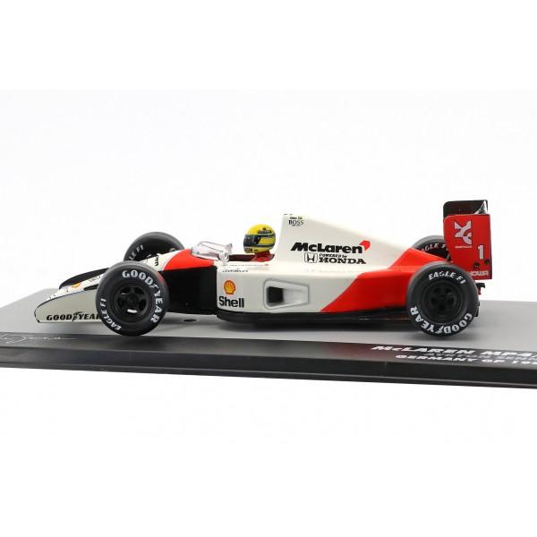 Ayrton Senna McLaren MP4/6 #1 World Champion formula 1 1991 1/43