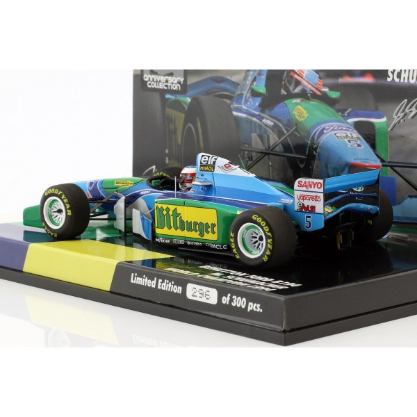 Michael Schumacher Benetton Ford B194 - Australia GP 1994 1/43