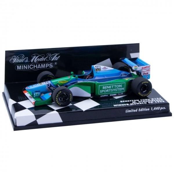 Michael Schumacher Benetton Ford B194 - Winner Monaco GP 1994 1/43