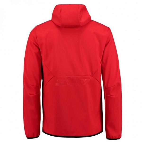 Scuderia Ferrari Softshelljacket red