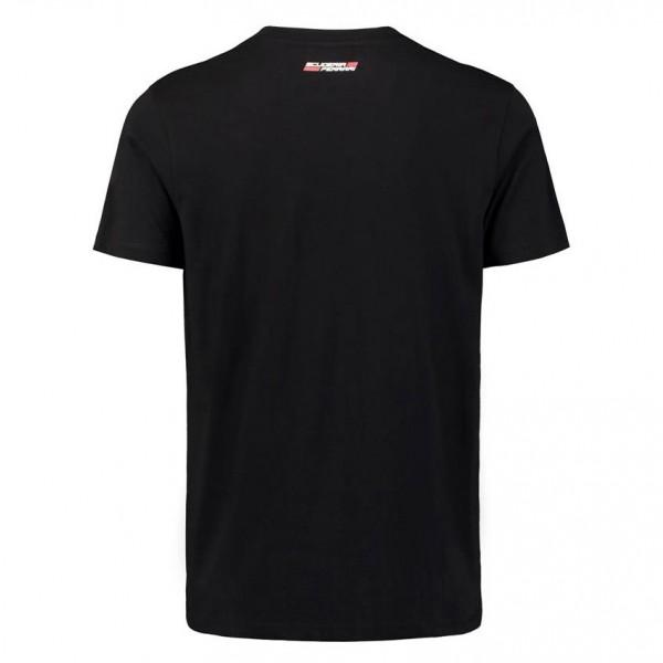 Camiseta Scuderia Ferrari Classic negra