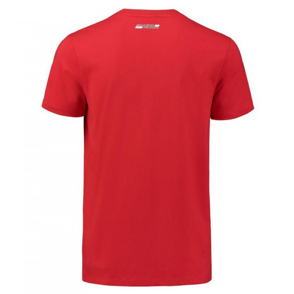 Scuderia Ferrari T-Shirt Classic rouge