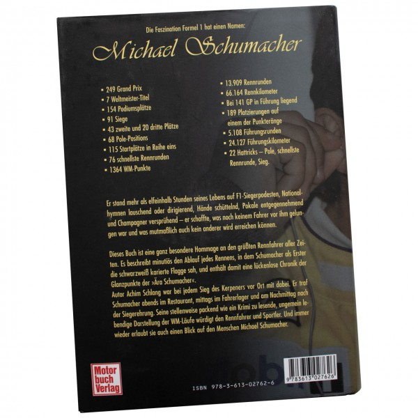 Michael Schumacher - Toutes les victoires du champion du record