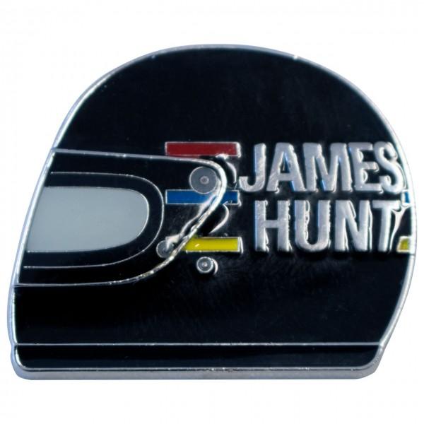 James Hunt Anstecker Helm 1976